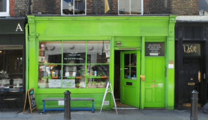 Fresh Healthy Eating Cafe London